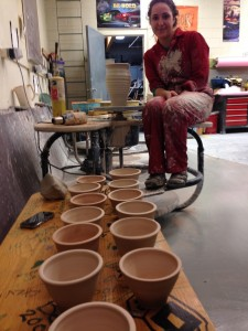 Seward High Ceramics