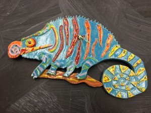 Seward High/Seward Middle Ceramics