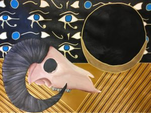 Seward High Art: SMAF Egyptian Art